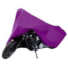 Purple Motorbike Waterproof Outdoor Cover for Suzuki Shuttle FA50 Scooter Moped