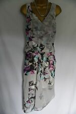 Per Una Specialize 100% silk cocktail/ wedding/races/cruise dress, size 12