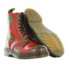Leather Medium Width (B, M) Multi-Colored Boots for Women