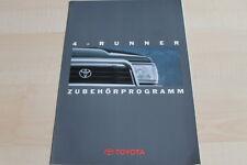 118002) Toyota 4-Runner - Zubehör - Prospekt 01/1994