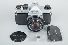 Pentax K1000 35mm SLR Film Camera w/ SMC Pentax-M 50mm f/1.7 f1.7 Lens PK Mount