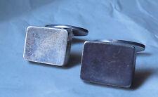 Vintage Georg Jensen Denmark Sterling Silver 84 Modernist Cufflinks