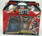Ninja Bots Hilarious Battling Robot Blue with 3 Weapons Trainer Included