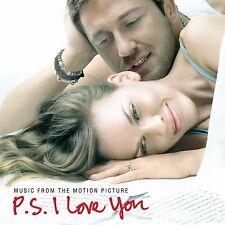 P.S. ICH LIEBE DICH (P.S. I LOVE YOU) SOUNDTRACK CD NEU