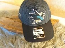 NEW SAN JOSE SHARKS FANATICS 2018 NHL PLAYOFFS HAT NWT NEVER WORN