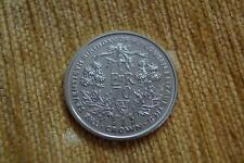 """UNC 1996 ISLE OF MAN """"THE QUEENS 70th BIRTHDAY"""" PROOF CROWN"""