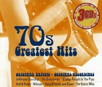 Various Artists - Seventies Greatest Hits [New CD]