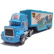 Disney Pixar Cars NO.90 Bumper Save Team Hauler Truck Toy