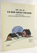 The Art of Claud Lovat Fraser: book illustrator, theatrical designer and commerc