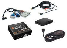 Bluetooth streaming music kit +3.5mm aux audio input for many 2003+ GM radios