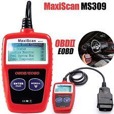 MS309 OBD2 Scanner Diagnostic Code Reader New MaxiScan Autel Car Diagnostic Tool