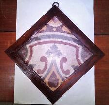 MATTONE MATTONELLA CEMENTINE (20x20) INIZIO 900 IN CORNICE