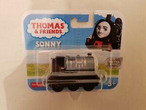Thomas The Tank Engine & Friends TRACKMASTER PUSH ALONG SONNY METAL TRAIN NEW