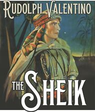 The Sheik Blu-ray *NEW* OOP Kino Lorber Rudolph Valentino 1921/2017 Silent