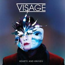 Visage - Hearts And Knives (NEW CD)