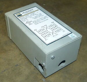 Hevi Duty .250 KVA single phase transformer 240/480-120/240 HS1B250