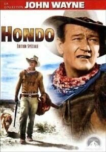 "DVD ""Hondo"" Édition Speciale John Wayne NEUF SOUS BLISTER"