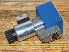 REXROTH R900082238 Hydraulic Poppet Valve 96 volt Coil
