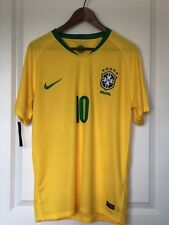 Nike Brazil Jersey Neymar Jr 2018 World Cup Size X-Large