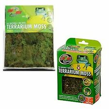 Zoo Med Reptile Terrarium Mousse Taille (5 Fille)