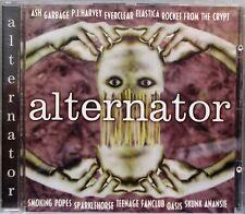 Various Artists - Alternator (CD 1996) (Alternative Compilation)
