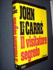 Il visitatore segreto J. Le Carré Mondadori I ed. MI ^