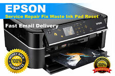 EPSON Reset Waste Ink Pad XP-111 XP-211 XP-214 XP-311 XP-411- Delivery by Email