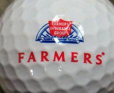 (1) FARMERS INSURANCE GROUP LOGO GOLF BALL