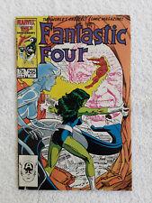 Fantastic Four (Oct 1986, Marvel) #295 Vol #1 Fine+