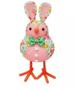 TARGET PATCHES EASTER 2021 SPRITZ FEATHERLY FRIENDS FABRIC BIRD BUNNY 🐰 🌼