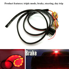 "60"" 90 Led Auto Tailgate Light Strip Bar Reverse Brake Strip Brake Signal Light"