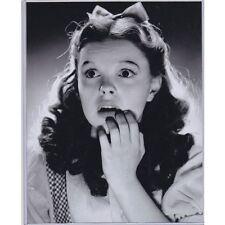 JUDY GARLAND,BERT LEHR,RAY BOLGER,JACK HALEY 8x10 photos+toploaders Wizard of Oz
