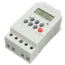 LN_ EG_ KG316T-II 220V 25A Din Rail Digital Programmable Electronic Timer Swit