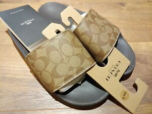 Coach Sandals for Men for sale | eBay