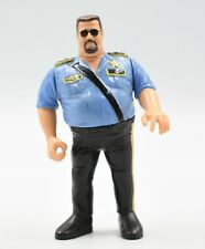 WWF Hasbro Series 1 - Hard Time Slam Big Boss Man Wrestling Action Figure