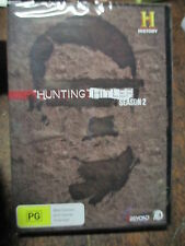 Hunting Hitler Season 2 Docos How Hitler Survived WW2 DVD 5 hrs History Channel