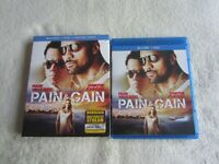 Pain & Gain (Blu-ray/DVD, 2013, 2-Disc Set, Includes Digital Copy)
