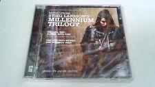 "ORIGINAL SOUNDTRACK ""STIEG LARSSON'S MILLENIUM TRILOGY"" CD 11 TRACK BANDA SONORA"