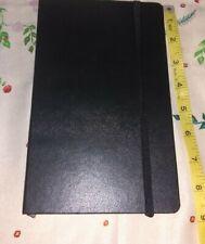 "Moleskine Pro Notebook Carnet PRO Black 5 x 8.25"" BRAND NEW"