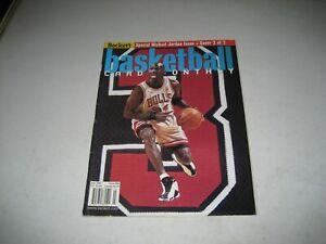 Vintage Beckett Monthly Basketball Michael Jordan Cover July 1998