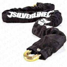 Silverline Sleeved High Security Chain 600mm