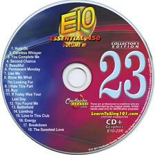 New listing Karaoke Cd+G Essential volume-10 New Collector's 00004000  Edition Disc #23 in Sleeve