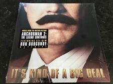 ANCHORMAN 2 Soundtrack Vinyl LP SEALED/NEW Ron Burgundy/Will Ferrell RARE