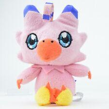 Digimon Collectible 3-Inch Plush Doll By Zag Toys - Biyomon