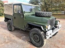 1981 land rover lightweight+galvanised chassis+long MOT+warranty