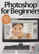PHOTOSHOP FOR BEGINNERS BOOK MAGAZINE No.1, WITH FREE DISC.