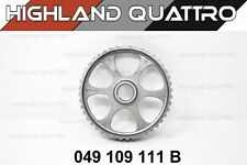 Audi quattro coupe 80/90 /4000, camshaft pulley 049109111B