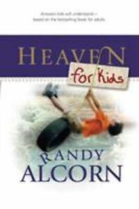 Heaven for Kids by Alcorn, Randy , Paperback