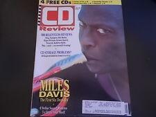 Miles Davis - CD Review Magazine 1991
