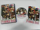 FUSHIGI YUGI DVD - CAPITULOS 1-5 + EXTRAS MANGA SPANISH EDITION JONU MEDIA